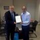 Στον Περιφερειάρχη ο Γενικός Γραμματέας της ΔΕΜΑ Ιάκωβος Φιλιππούσης