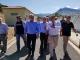 Επίσκεψη στον Βιολογικό Καθαρισμό Καλαβρύτων του Περιφερειάρχη Απόστολου Κατσιφάρα