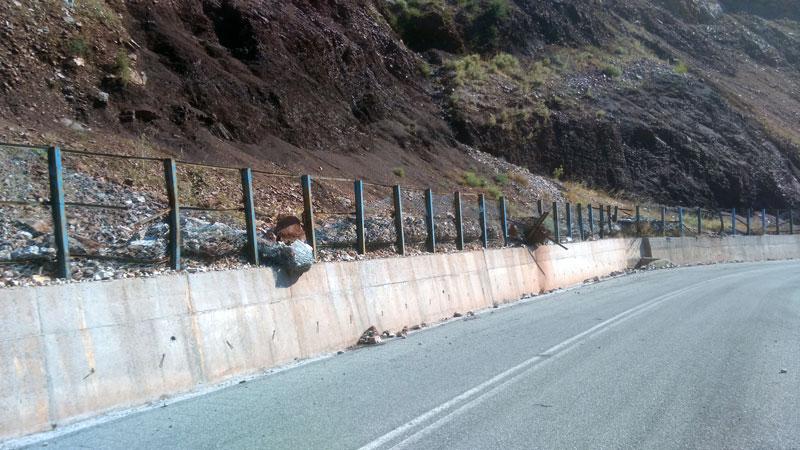 Αποτέλεσμα εικόνας για Παρεμβάσεις στη θέση «Αμορανίτικα Βράχια» στην Ορεινή Ναυπακτία