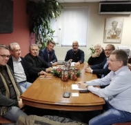 Συνάντηση για την εύρυθμη λειτουργία των πυρηνελουργείων και την άσκηση ελέγχου