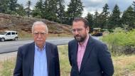 Πράσινο φως από το Ελεγκτικό Συνέδριο για την αναβάθμιση του Χιονοδρομικού Κέντρου Καλαβρύτων - Νεκτάριος Φαρμάκης: Συνεργαζόμαστε αποτελεσματικά με στόχο το καλύτερο για τους πολίτες