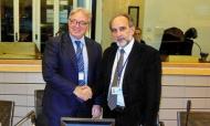 Αντιπρόεδρος στην Επιτροπή Αδριατικής - Ιονίου της Επιτροπής Περιφερειών ο Απόστολος Κατσιφάρας