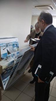 Τη Δευτέρα 18 Μαρτίου 2019 παρουσιάζονται οι δέκα αρχιτεκτονικές προτάσεις για τη διαμόρφωση Περιαστικού Πάρκου Πολιτισμού πέριξ του Αρχαιολογικού Μουσείου Πάτρας