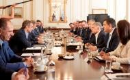 """Νεκτάριος Φαρμάκης: """"Διαρκής και συστηματική συνεργασία Κυβέρνησης και Περιφέρειας για ένα καλύτερο αύριο, για όλους!"""""""