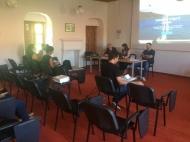 Ημερίδα Ενημέρωσης για το Ευρωπαϊκό Έργο CI-NOVATEC στα Καλάβρυτα & Εκπαίδευση των μελών των Τοπικών Συνεργειών Τουρισμού και των μελών των φορέων χάραξης πολιτικής στα Καλάβρυτα