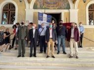 Τιμήθηκε η Ημέρα Εθνικής Μνήμης των Ελλήνων της Μικράς Ασίας στον Προσφυγικό συνοικισμό, στο Γηροκομειό της Πάτρας