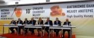 H Δυτική Ελλάδα στο 11o Φεστιβάλ Μελιού, παρουσία του Αντιπεριφερειάρχη Αγροτικής Ανάπτυξης Θεόδωρου Βασιλόπουλου