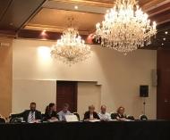 Διαπεριφερειακή σύσκεψη στα Ιωάννινα - Νεκτάριος Φαρμάκης: «Ο Δυτικός Άξονας μπορεί να γίνει ο μεγάλος πρωταγωνιστής της επόμενης εποχής»