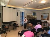 Ενημερωτική συνάντηση στη Ναύπακτο για τα μέτρα κατά του κορωνοϊού με πρωτοβουλία της Αντιπεριφερειάρχη Π.Ε. Αιτωλοακαρνανίας Μαρίας Σαλμά