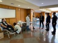 Σε λειτουργία το προσωρινό τμήμα αιμοδοσίας στην Π.Ε. Ηλείας