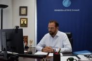 Ν. Φαρμάκης: «Η ανάδειξη της Αρχαίας Ολυμπίας, κεντρικός πυρήνας της στρατηγικής ανάπτυξης της Ηλείας, αλλά και όλης της Δυτικής Ελλάδας»