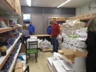 Συνεχίζεται η διανομή τροφίμων στους ωφελούμενους του ΤΕΒΑ στην Π.Ε. Αιτωλοακαρνανίας