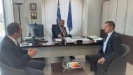 Στην Πάτρα ο Γ.Γ. του Υπουργείου Περιβάλλοντος για το επικαιροποιημένο Σχέδιο Διαχείρισης Λυμάτων