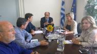 Περιφέρεια Δυτικής Ελλάδας: Εκσυγχρονίζουμε τις τουριστικές πύλες εισόδου μας – Σύσκεψη για τα αεροδρόμια Ακτίου και Αράξου