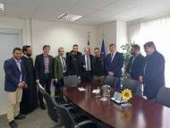 Συνάντηση του Περιφερειάρχη Δυτικής Ελλάδας Απόστολου Κατσιφάρα με εκπροσώπους των Ρομά