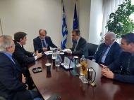 Επένδυση 30 εκατομμυρίων ευρώ απ' την Knauf στην Αμφιλοχία- Συνάντηση σήμερα με τον Περιφερειάρχη Δυτικής Ελλάδος Απόστολο Κατσιφάρα