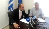 Απ. Κατσιφάρας - Μετά από χρόνια ξεκινούν μεγάλης έκτασης έργα συντήρησης του εθνικού και επαρχιακού οδικού δικτύου, ύψους 25,8 εκ. ευρώ