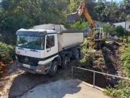 Καθαρισμοί ρεμάτων από συνεργεία της Περιφέρειας Δυτικής Ελλάδας