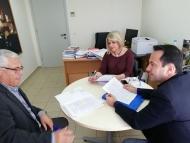 Με εντατικούς ρυθμούς η Περιφέρεια προετοιμάζει την ημερίδα για το φαινόμενο των μεδουσών