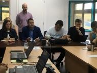 Συνάντηση του Θ. Βασιλόπουλου με αντιπροσωπεία της Λαϊκής Δημοκρατίας της Κίνας για την έγκριση εξαγωγών ιχθύων και αυγοτάραχου