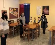 Γεύματα Αγάπης στo «Χαμόγελο του Παιδιού» στα Καλύβια παρουσία της Αντιπεριφερειάρχη Μαρίας Σαλμά
