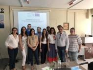 Ανάπτυξη δικτύου προώθησης των ελαιοκομικών προϊόντων στην διασυνοριακή περιοχή Ελλάδα - Ιταλία – Εναρκτήρια Συνάντηση του έργου AUTHENTIC-OLIVE-NET