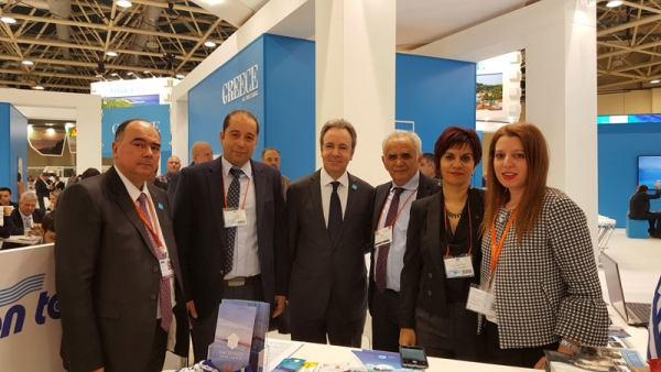 Αποτέλεσμα εικόνας για Ο «πλούτος» της Περιφέρειας Δυτικής Ελλάδας ενθουσίασε στη Διεθνή Τουριστική Έκθεση MITT 2017 στη Μόσχα