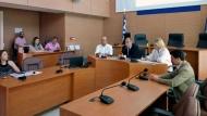 Απ. Κατσιφάρας: Διαβούλευση με τους Δημάρχους για την αγροτική οδοποιία, μόλις 4,1 εκατ. ευρώ στη Δυτική Ελλάδα