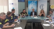 Έκτακτη σύσκεψη Πολιτικής Προστασίας συγκάλεσε ο Περιφερειάρχης Δυτικής Ελλάδας Απόστολος Κατσιφάρας