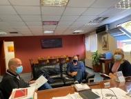 Σύσκεψη για τα τεστ covid στην Περιφέρεια Δυτικής Ελλάδας