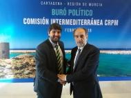 Απ. Κατσιφάρας: «Πολυεπίπεδο πλαίσιο συνεργασίας πάνω από τη Μεσόγειο» - Συνεχίζεται η συνεδρίαση του Πολιτικού  Γραφείου της Διαμεσογειακής Επιτροπής  της CPMR
