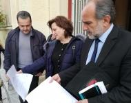 Απόστολος Κατσιφάρας: Σύντομα το Μεσολόγγι θα έχει το δικό του Αρχαιολογικό Μουσείο – Εγκαταστάθηκε ανάδοχος στο «Ξενοκράτειο»