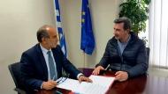 Ικανοποίηση για την κατασκευή γέφυρας άνωθεν της Ι. Μονής Χρυσοποδαρίτισσας – Η Περιφέρεια Δυτικής Ελλάδας ανταποκρίνεται στα αιτήματα των τοπικών κοινωνιών