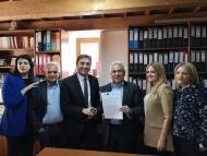 Περιφέρεια: Περιφερειακό Δίκτυο για το έργο CI NOVATEC στα Καλάβρυτα