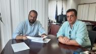Συντήρηση και αποκατάσταση του χειμάρρου Παναγίτσα από την Περιφέρεια Δυτικής Ελλάδας