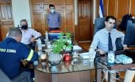Συνεδρίαση ΣΟΠΠ Π.Ε. Ηλείας με τηλεδιάσκεψη
