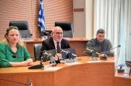 Ενημερωτική συνάντηση στην Περιφέρεια για την ανάρτηση αποφάσεων στο Κεντρικό Μητρώο Δημοσίων Συμβάσεων (ΚΗΜΔΗΣ) και τη διαδικασία διενέργειας απευθείας αναθέσεων