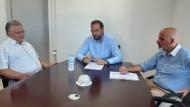 Η προστασία και η προαγωγή υγείας των παιδιών της Δυτικής Ελλάδας στο επίκεντρο της συνεργασίας ανάμεσα στην Περιφέρεια και «το Χαμόγελο του Παιδιού»