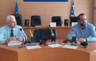 Η κατασκευή αγωγού φυσικού αερίου προς την Πάτρα στο νέο πρόγραμμα ανάπτυξης της ΔΕΣΦΑ - Ν. Φαρμάκης: «Ζωντανεύει το όραμα που πάγωσε πριν δέκα χρόνια»