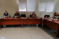 Συνεδρίασε το Συντονιστικό Όργανο Πολιτικής Προστασίας Π.Ε. Αχαΐας για τον απολογισμό της αντιπυρικής περιόδου