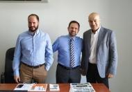 Συναντήσεις Εργασίας του Αντιπεριφερειάρχη Νικόλαου Κοροβέση με τους Αντιδημάρχους Τουρισμού Αιγιαλείας και Αγρινίου