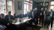 Έτοιμη την ανοιξη η νέα πτέρυγα στο Σελίβειο Γηροκομείο Μεσολογγίου – Επίσκεψη Περιφερειάρχη Απόστολου Κατσιφάρα