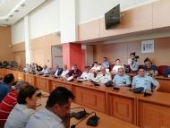 Σύσκεψη στην Περιφέρεια παρουσία του υπουργού Δ. Βίτσα για το μεταναστευτικό - Η επόμενη ημέρα