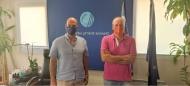 Συνάντηση του Αντιπεριφερειάρχη Αχαΐας Χ. Μπονάνου με τον Έλληνα πρέσβη στη Βοσνία-Ερζεγοβίνη Δ. Παπανδρέου