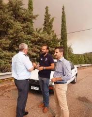 Η Περιφέρεια Δυτικής Ελλάδας αναλαμβάνει πρωτοβουλίες για την επιτάχυνση των δράσεων στήριξης των πυρόπληκτων περιοχών