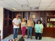 Ενημερωτική συνάντηση για τους κανόνες ασφαλείας στα τουριστικά καταλύματα
