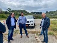 Ξεκίνησε το έργο συντήρησης και βελτίωσης του οδικού άξονα Μπαμπίνι - Αετός - Αρχοντοχώρι - Κανδύλα - Μύτικας