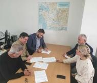 Μελέτες για τη σύνδεση της Νέας Εθνικής Οδού Κουβαρά - Αστακού με την Εθνική Οδό 30 Μπαμίνης - Μύτικα