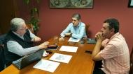 Γρ. Αλεξόπουλος: Πώς θα γίνουμε μια «έξυπνη περιοχή» για θέματα σεισμών- Συνάντηση με τον Διευθυντή Ερευνών του Γεωδυναμικού Ινστιτούτου της Αθήνας Νίκο Μελή