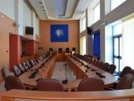 Μαθητές από τέσσερις διαφορετικές χώρες συζητούν για το Περιβάλλον στην αίθουσα του Περιφερειακού Συμβουλίου Δυτικής Ελλάδος